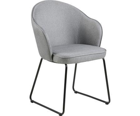 Krzesło z podłokietnikami Mitzie