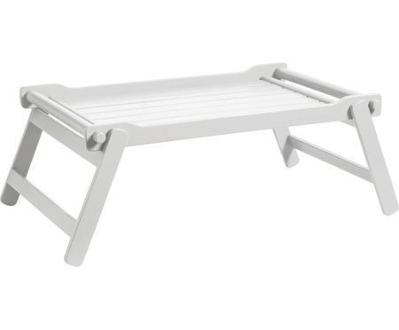 Klappbares Holz-Serviertablett Bed