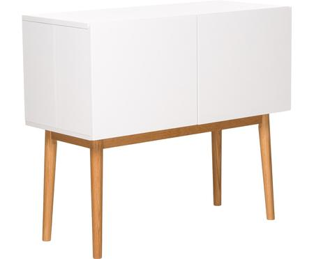 Credenza bianca lucida High on Wood