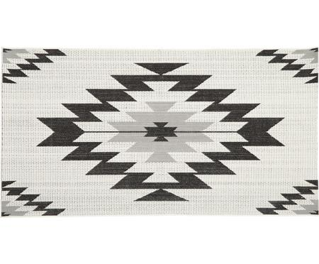 In- & Outdoorteppich Ikat