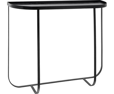 Kovový konzolový stolek Harper