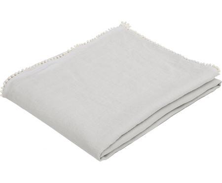Mantel de lino Pom Pom