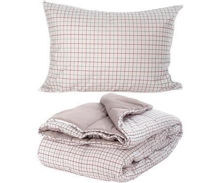 Set de colcha y almohada Snow