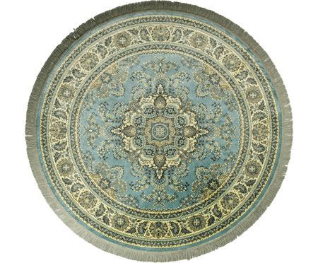 Okrągły dywan z frędzlami Bodega