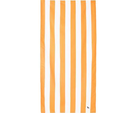 Szybkoschnący ręcznik plażowy z mikrofibry Cabana