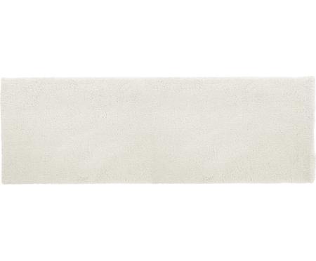 Tapis de couloir épais et moelleux crème Leighton
