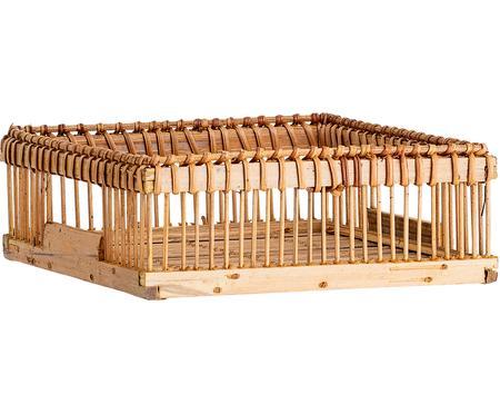 Rangement en bambou pour serviettes de table Lamgo