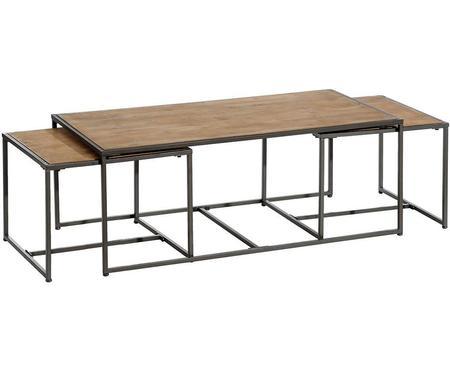 Set de mesas de centro Himola, 3pzas.