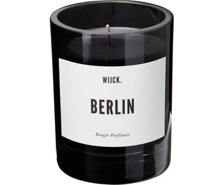 Duftkerze Berlin (Grüne Zitrone, Maiglöckchen & Moschus)
