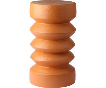 Malý odkládací stolek v terakotové barvě Stoneware