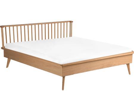 Łóżko z drewna Wild