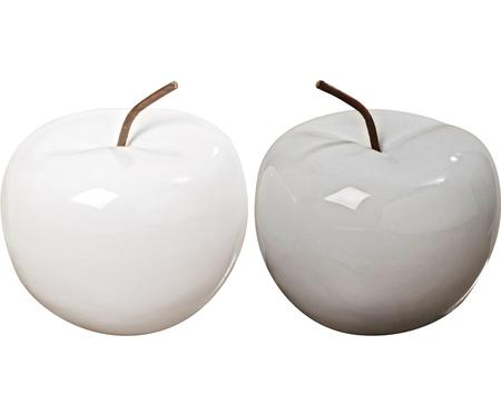 Manzanas decorativas Alvaro, 2uds.