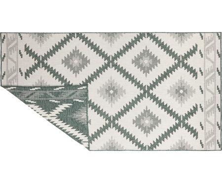 Tapis intérieur-extérieur réversible, style ethno Malibu