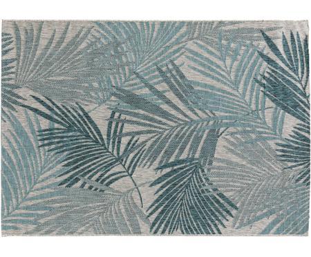 Tapis intérieur-extérieur motif palmier Cleo