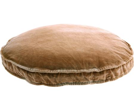 Cuscino sedia in velluto Runda