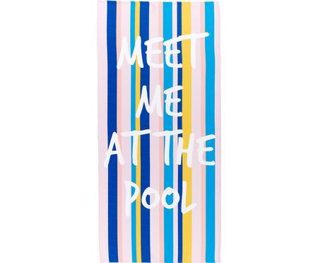 Ręcznik plażowy Meet Me