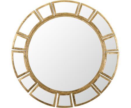 Kulaté nástěnné zrcadlo Amy