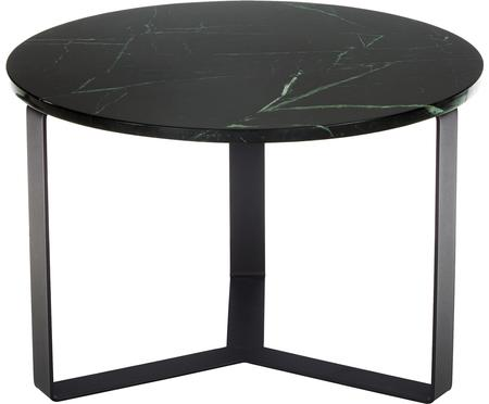 Mesa de centro redonda de mármol Theo