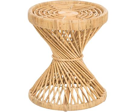Tavolino boho in rattan Marvel