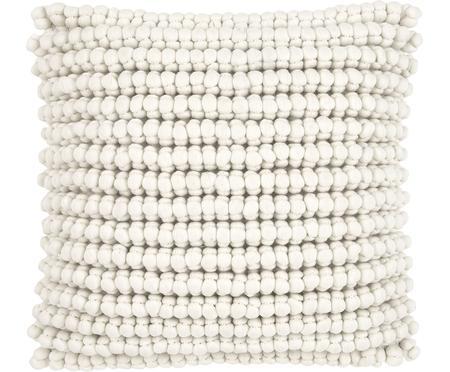 Housse de coussin à surface texturée Iona