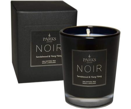 Bougie parfumée Noir (bois de santal & ylang-ylang)