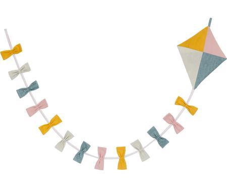 Girlande Kite aus Bio-Baumwolle, 180 cm