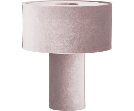 Fluwelen tafellamp Frida
