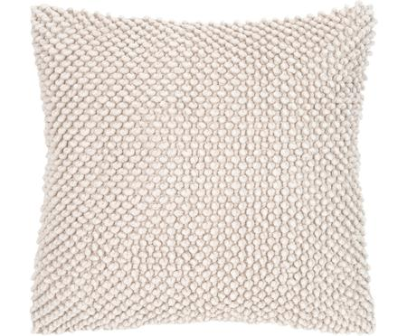 Poszewka na poduszkę z strukturalną powierzchnią Indi