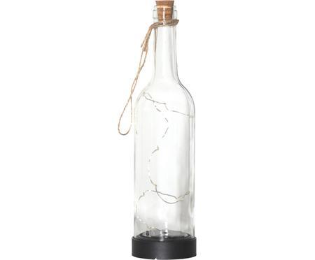LED solar lichtobject Bottle