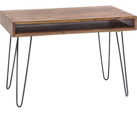 Schreibtisch Repa aus Holz und Metall