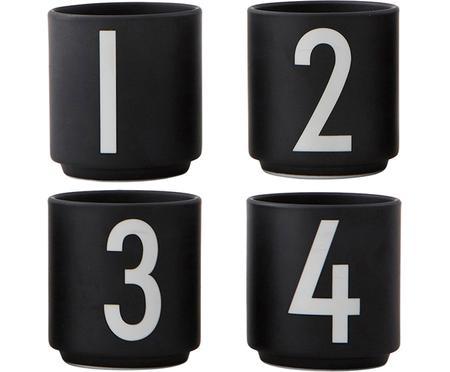 Espressobecher-Set 1234, 4-tlg.