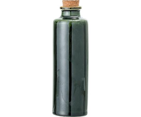Carafe à huile et vinaigre faite à la main Joelle