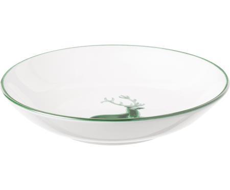 Suppenteller Classic Grüner Hirsch