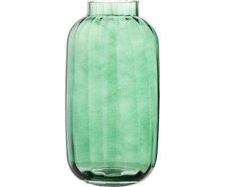 Grote mondgeblazen glazen vaas Stina