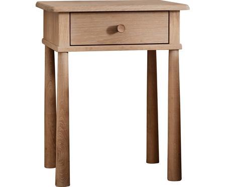 Nachttisch Wycombe aus Eichenholz