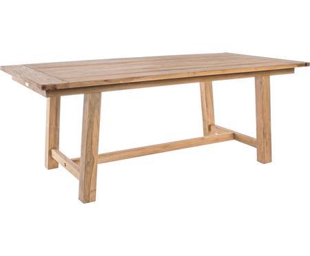 Tavolo da esterno in legno massiccio Nairobi
