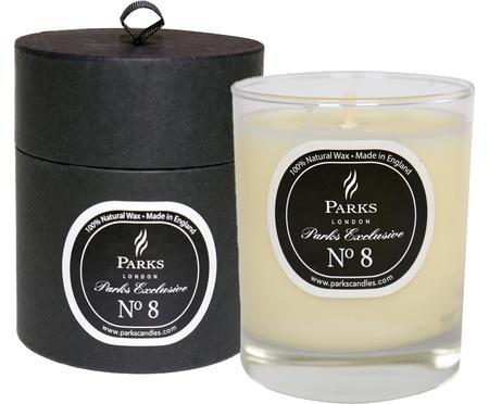 Bougie parfumée Exclusive nº8 (feu de bois)