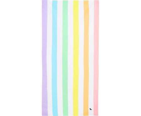 Szybkoschnący ręcznik plażowy z mikrofibry Summer