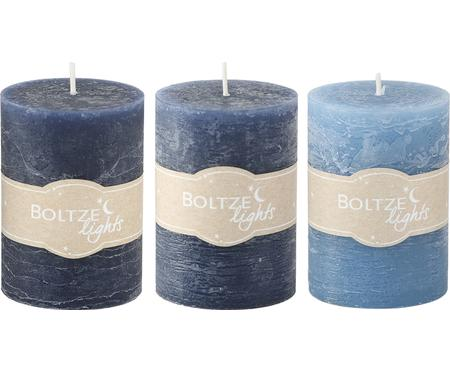 Set di 3 candele Birara