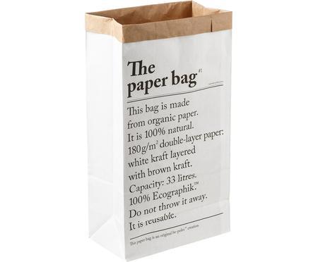 Sac de rangement en papier Le sac