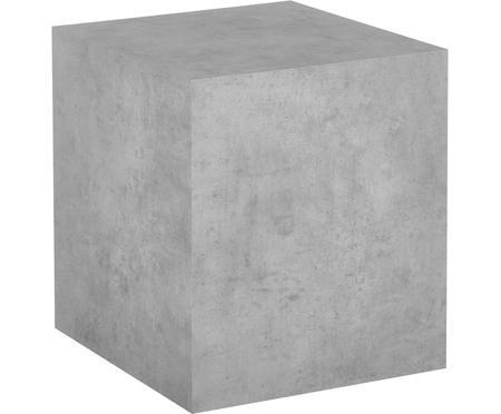 Stolik pomocniczy z imitacji betonu Lesley
