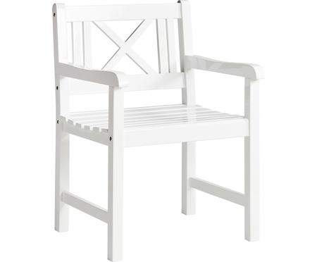 Krzesło ogrodowe z drewna Rosenborg