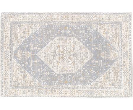 Ručně tkaný žinylkový koberec ve vintage stylu Neapel