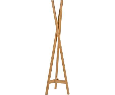 Appendiabiti in legno di quercia Clift