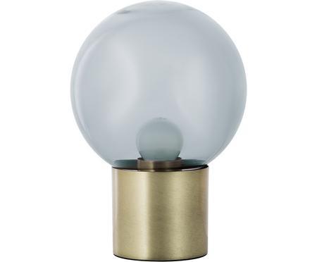 Lampada da tavolo a LED in vetro Lark
