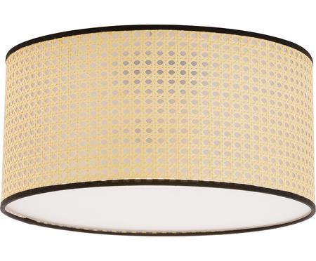 Plafondlamp Vienna uit Weens vlechtwerk