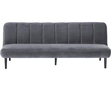 Sofa rozkładana z aksamitu Hayley (3-osobowa)