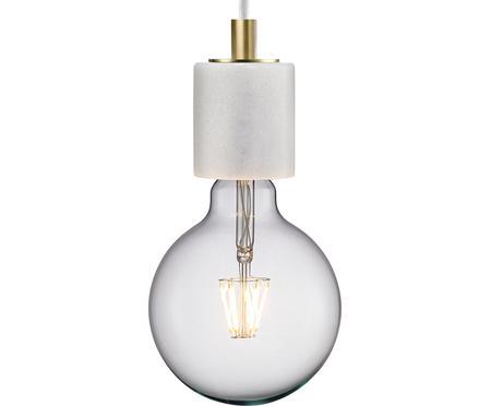Lampa wisząca z marmuru Siv