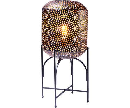 Grand lampadaire en acier Oasis