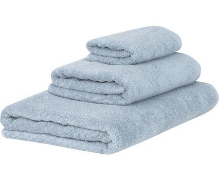 Sada jednobarevných ručníků Comfort, 3díly